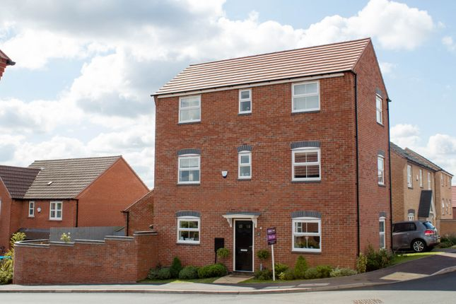Thumbnail Detached house for sale in Ashington Drive, Arnold