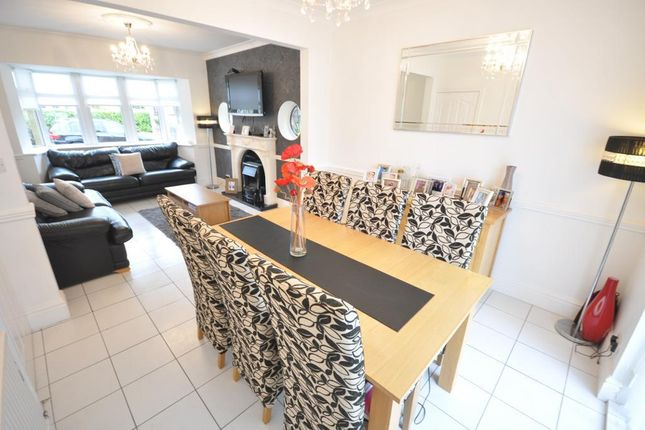 Thumbnail Detached house for sale in Hillside Close, Blackpool, Lancashire