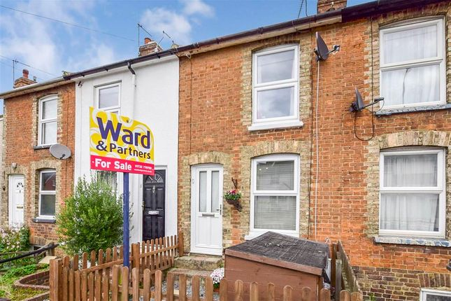 Thumbnail Terraced house for sale in Pembury Road, Tonbridge, Kent