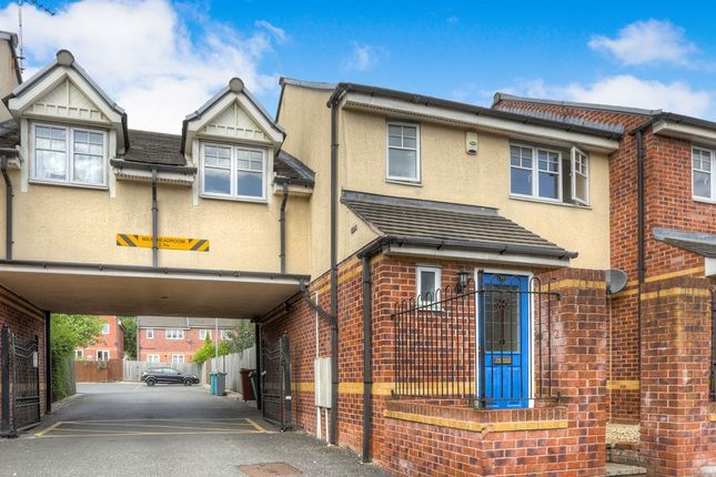 Thumbnail Terraced house for sale in Croasdale Avenue, Fallowfield, Manchester