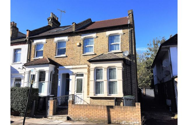 Thumbnail End terrace house for sale in Queens Road, Bounds Green
