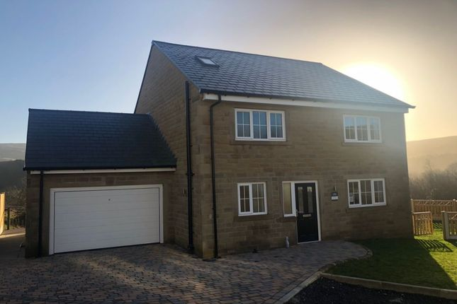 Thumbnail Detached house for sale in Castle Lane, Todmorden