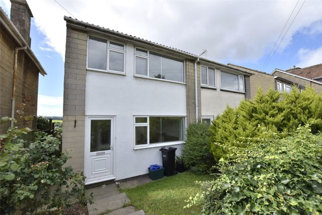 Thumbnail Terraced house for sale in Whiteway Road, Bath, Somerset