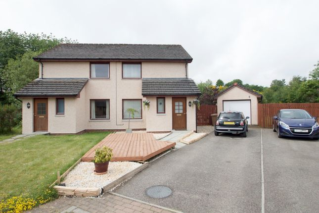Thumbnail Semi-detached house for sale in Fairways Avenue, Ross-Shire