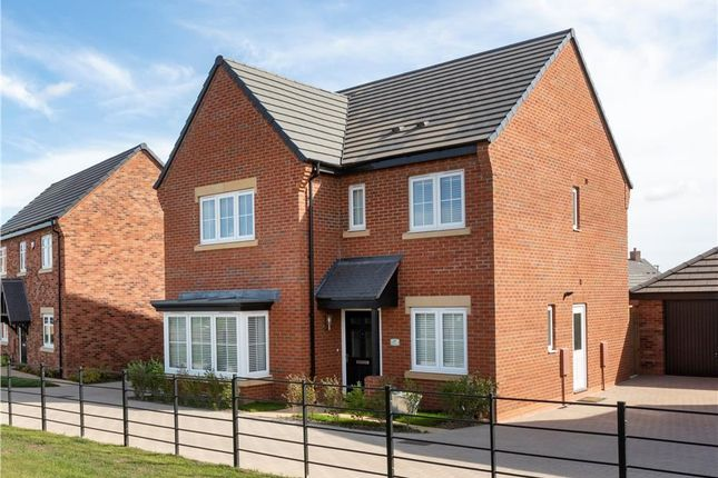 """4 bed detached house for sale in """"Hampton"""" at Oaks Road, Great Glen, Leicester LE8"""