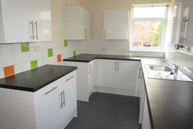 Thumbnail Terraced house to rent in Byerley Road, Portsmouth