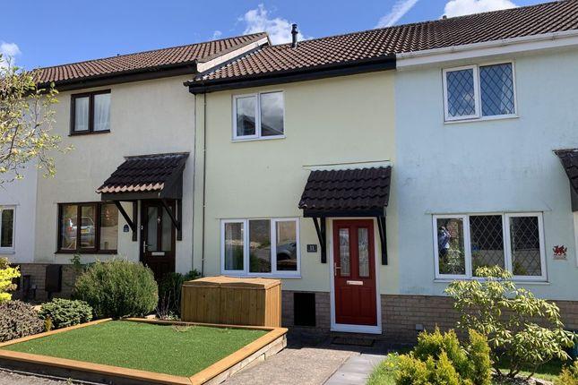 2 bed terraced house to rent in Parc Y Bryn, Llantwit Fardre, Pontypridd CF38