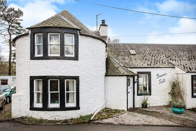 Thumbnail Terraced house for sale in Throughgate, Dunscore, Dumfries