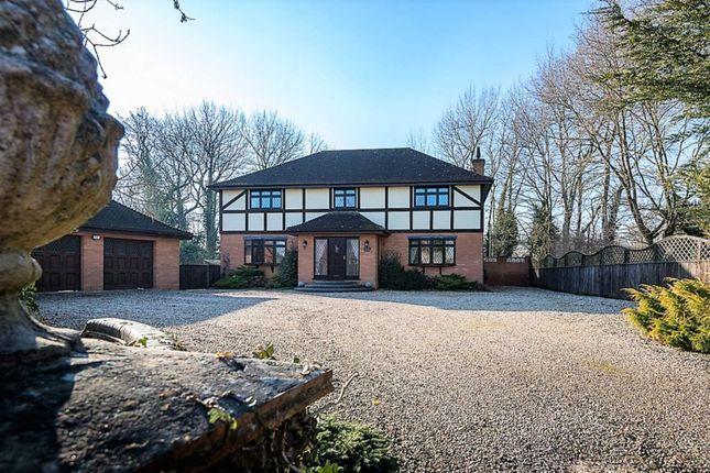 Thumbnail Detached house for sale in Doctors Meadow, Horsham St. Faith, Norwich
