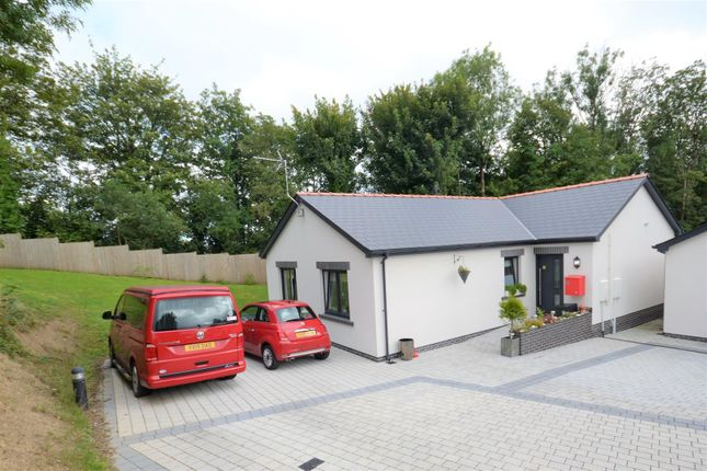 Thumbnail Detached bungalow for sale in Parsonage Court, Begelly, Kilgetty