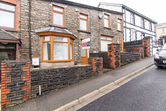 Thumbnail Terraced house for sale in Richmond Road, Mountain Ash
