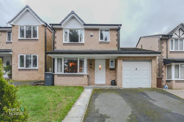 Thumbnail Detached house for sale in Heather Close, Brierfield, Nelson
