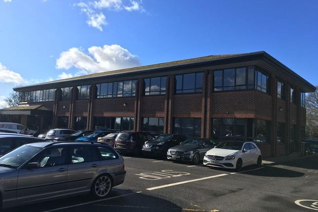 Office to let in 1st Floor, 1 Enterprise Way, Aviation Business Park, Christchurch, Dorset