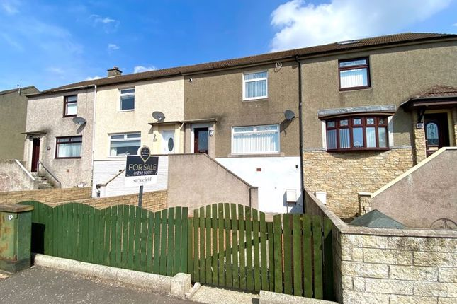 2 bed terraced house for sale in Dalgleish Avenue, Cumnock KA18