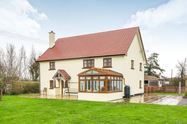 Thumbnail Detached house for sale in Lympsham, Weston-Super-Mare, Somerset