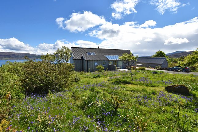 Thumbnail Detached house for sale in 10 Husabost, Isle Of Skye