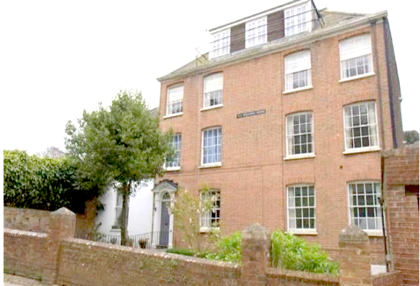 Thumbnail Flat to rent in Old Halloway House, 65 Old London Road, Hastings