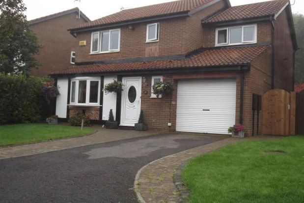 Thumbnail Detached house to rent in Beaconside, South Shields