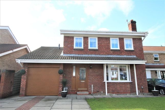 Thumbnail Detached house for sale in Marina View, Hebburn