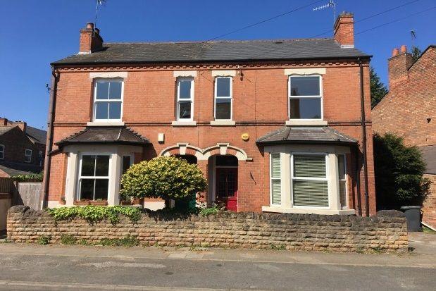 Thumbnail Property to rent in Church Drive, West Bridgford, Nottingham