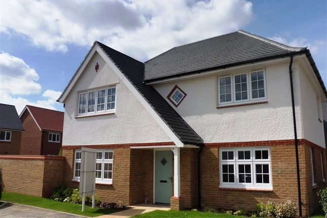Thumbnail Property to rent in Quadrille Avenue, Sittingbourne