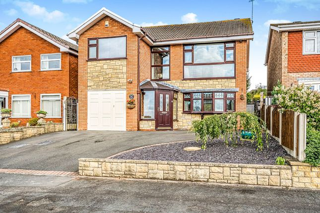 Thumbnail Detached house for sale in Shakespeare Drive, Kidderminster