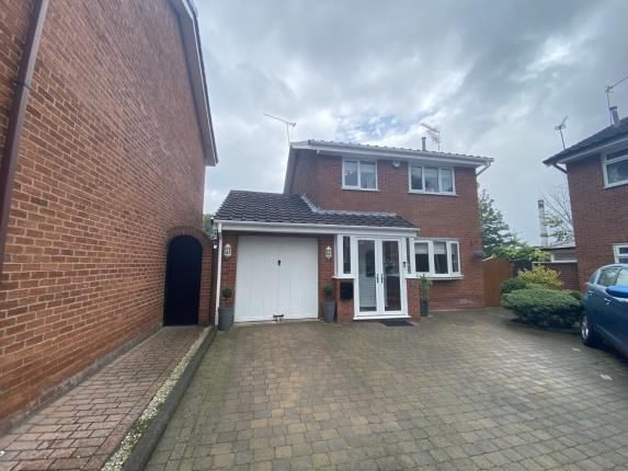 Thumbnail Detached house for sale in Brinksworth Close, Breightmet, Bolton, Greater Manchester