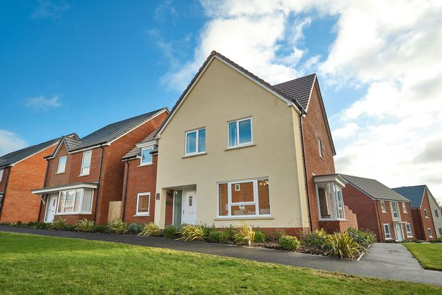 """Thumbnail Detached house for sale in """"The Downton"""" at Amesbury Road, Longhedge, Salisbury"""