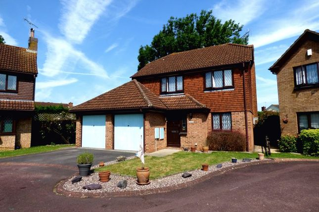 Thumbnail Detached house for sale in Kingsmead, Abbeymead, Gloucester