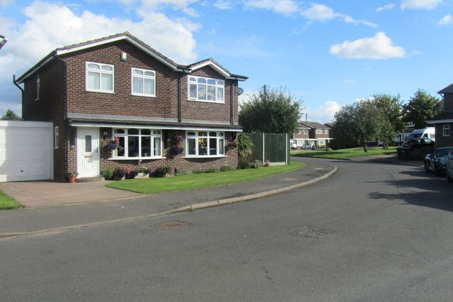 Thumbnail Detached house for sale in Gainsborough Drive, Bedworth