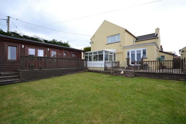 Thumbnail Detached house for sale in St. Peters Road, Johnston, Haverfordwest