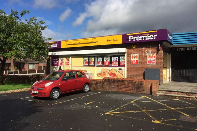 Thumbnail Retail premises for sale in Moss Shaw Way, Radcliffe, Manchester