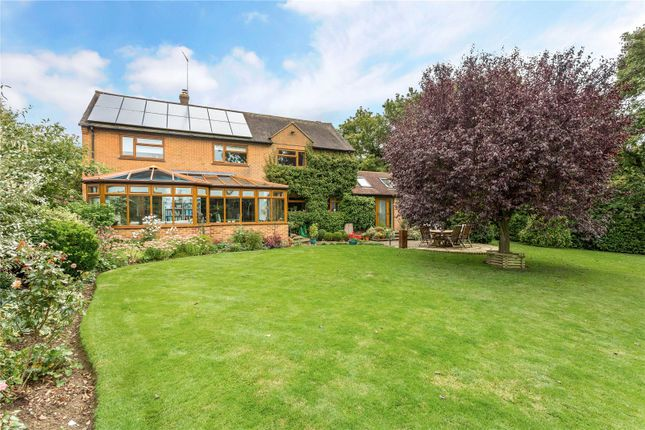 Thumbnail Detached house for sale in Old Glebe, Upper Tadmarton, Banbury, Oxfordshire