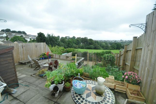 Thumbnail Terraced house to rent in Boslowick Road, Falmouth