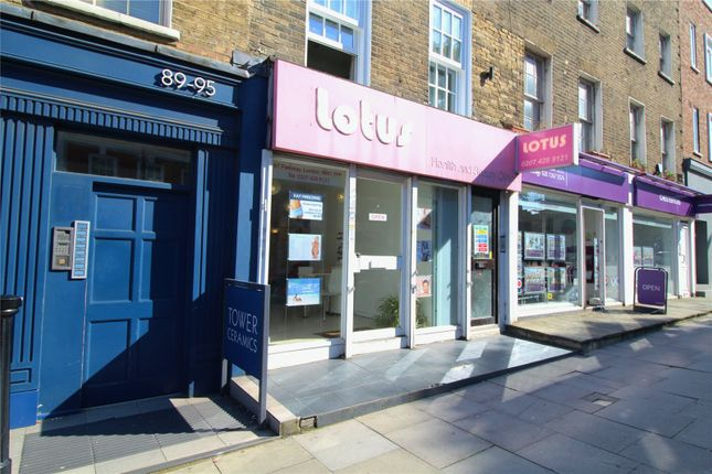 Thumbnail Retail premises for sale in Parkway, London