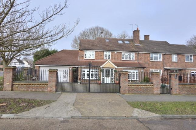 Thumbnail Semi-detached house to rent in Priory Road, Romford