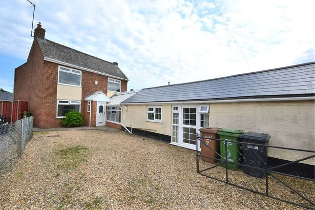 Thumbnail Detached house for sale in Marshland Street, Terrington St. Clement, King's Lynn
