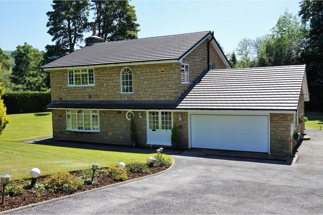 Thumbnail Detached house for sale in Furness Lodge Close, Furness Vale