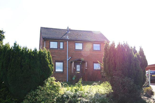 Thumbnail End terrace house to rent in Higher Cotteylands, Tiverton