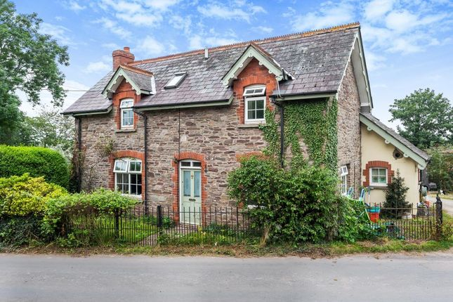 Thumbnail Detached house for sale in Velindre, Brecon