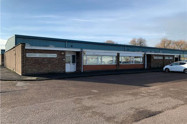 Industrial to let in Unit 9/10 The Warren, East Goscote Industrial Estate, Leicester, Leicestershire