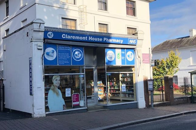 Thumbnail Retail premises to let in Claremont House, 119 Church Street, Malvern, Worcestershire