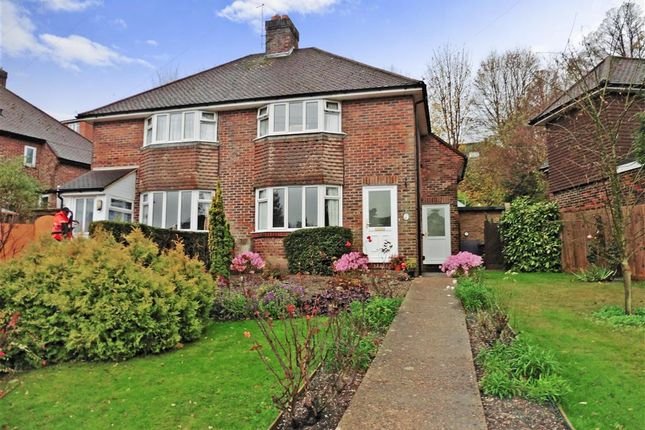 2 bed semi-detached house for sale in Valence Road, Lewes, East Sussex