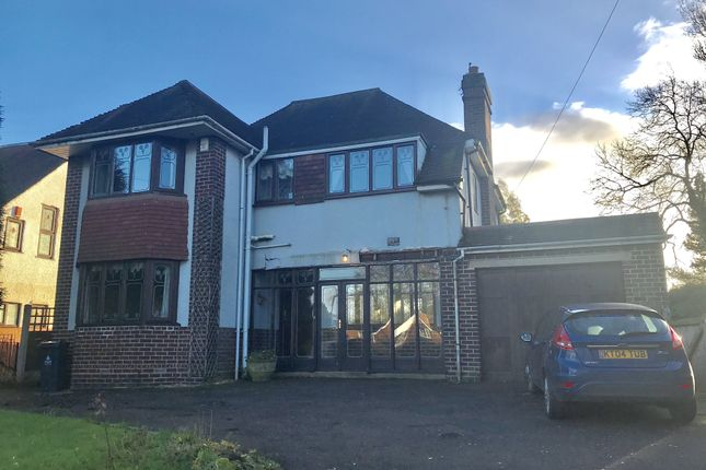 Thumbnail Detached house to rent in Lichfield Road, Rushall, Walsall