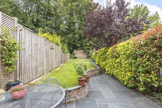 Garden of Eskdale Avenue, Chesham HP5