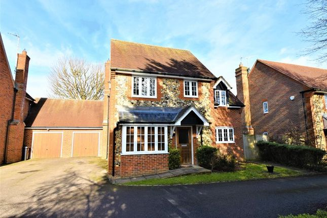 Thumbnail Detached house for sale in Timpson Court, Great Kingshill, High Wycombe