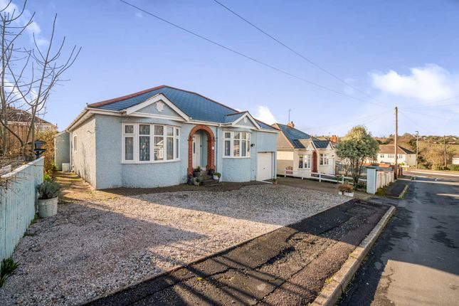 Thumbnail Detached bungalow for sale in Southey Crescent, Kingskerswell, Newton Abbot