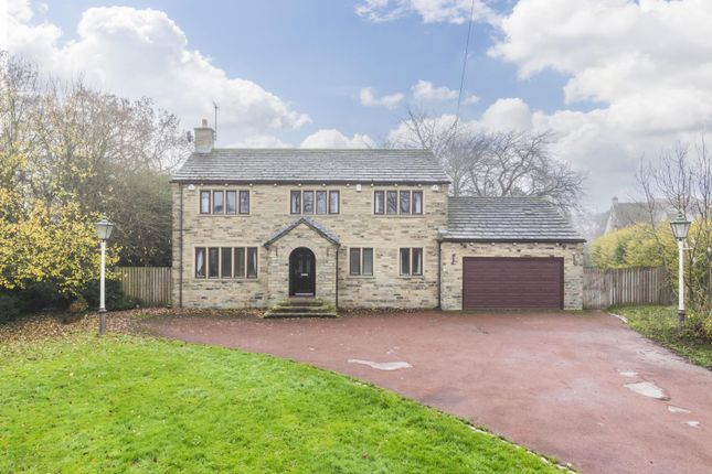 Thumbnail Detached house to rent in Bradford Road, Burley In Wharfedale, Ilkley
