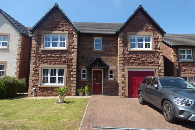 Thumbnail Detached house for sale in Edmondson Close, Brampton