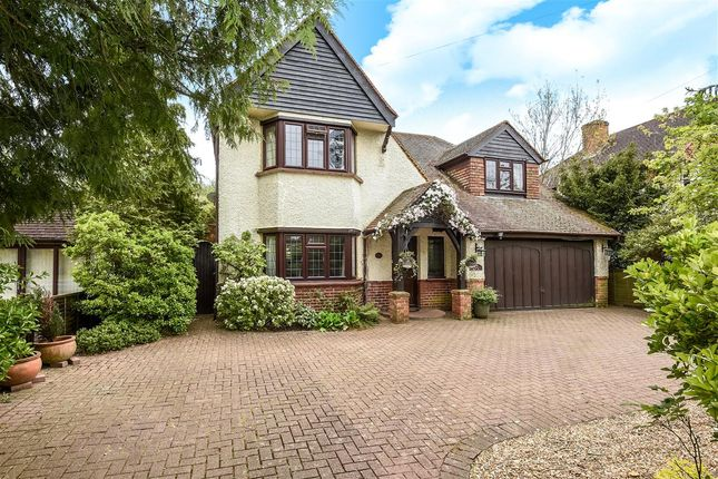 Thumbnail Detached house for sale in Stroude Road, Virginia Water